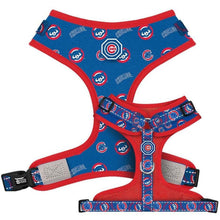 Load image into Gallery viewer, Chicago Cubs x Fresh Pawz | Adjustable Mesh Harness