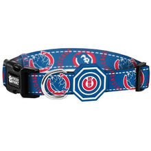Load image into Gallery viewer, Chicago Cubs x Fresh Pawz | Collar