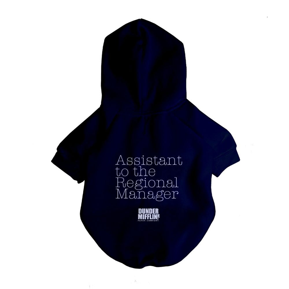 The Office Assistant To Regional Manager Hoodie