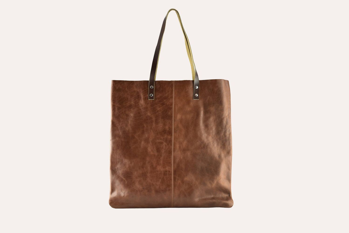 Classy Tote - Brown