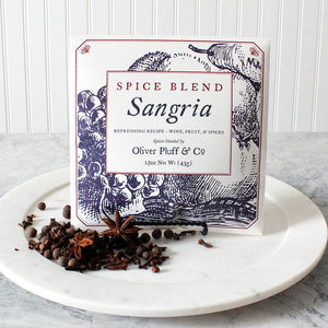 Sangria Spice Blend - 1½ Gallon Package