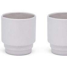 Load image into Gallery viewer, ESPRESSO CUP - MONDAY ESPRESSO - set of 2