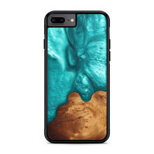 Load image into Gallery viewer, Slim Resin & Wood Phone Case
