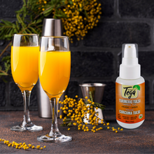 Load image into Gallery viewer, Organic Turmeric Ginger Concentrate 30ml / 40+ servings