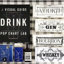 Load image into Gallery viewer, Bourbon Label Kitchen Bar Towel