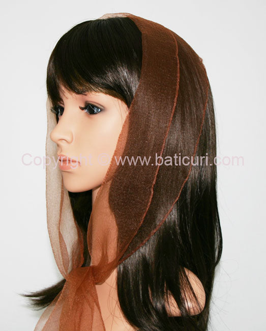 """#18(S)-141 Oblong Solid"" Brick Brown"