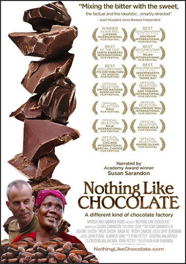 Nothing Like Chocolate DVD