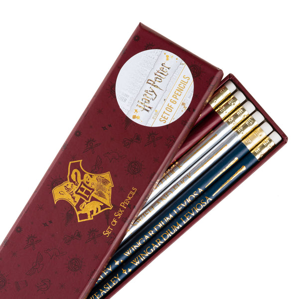 6 Pencils Harry Potter (Wands)