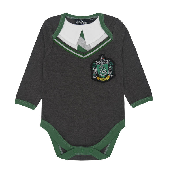 Harry Potter Dressup Babygrow Slytherin