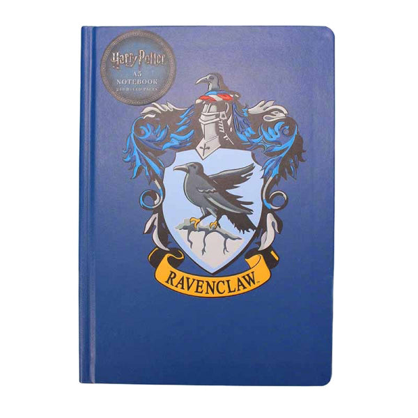 Harry Potter - Notebook A5 - Crest Ravenclaw