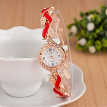 Load image into Gallery viewer, 2019 New Brand JW Bracelet Watches Women Luxury Crystal Dress Wristwatches Clock Women's Fashion Casual Quartz Watch reloj mujer