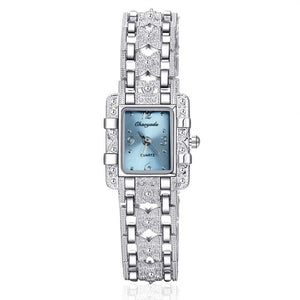 CHAOYADA Women's Bracelet Wristwatch Luxury Brand Stainless Steel Watches Ladies Quartz Dress Watch Clock relogio feminino