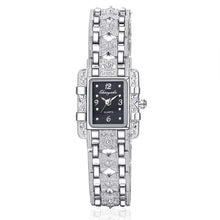 Load image into Gallery viewer, CHAOYADA Women's Bracelet Wristwatch Luxury Brand Stainless Steel Watches Ladies Quartz Dress Watch Clock relogio feminino