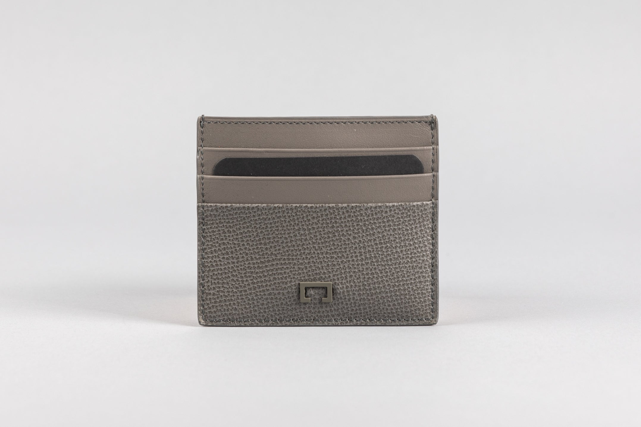 Dark Grey Crumbs Card Holder (513MC)