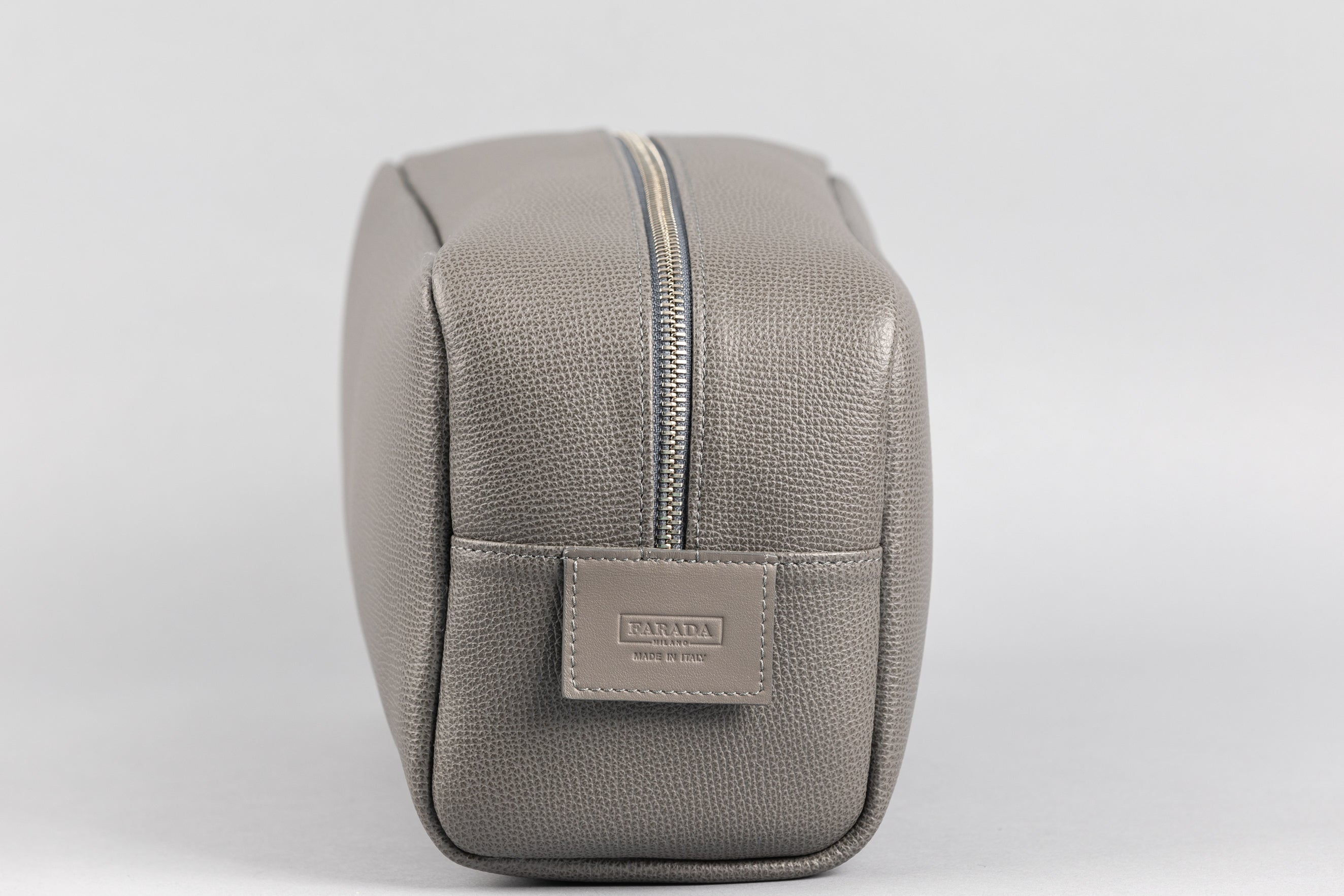 Dark Grey Wash Bag (098MC)
