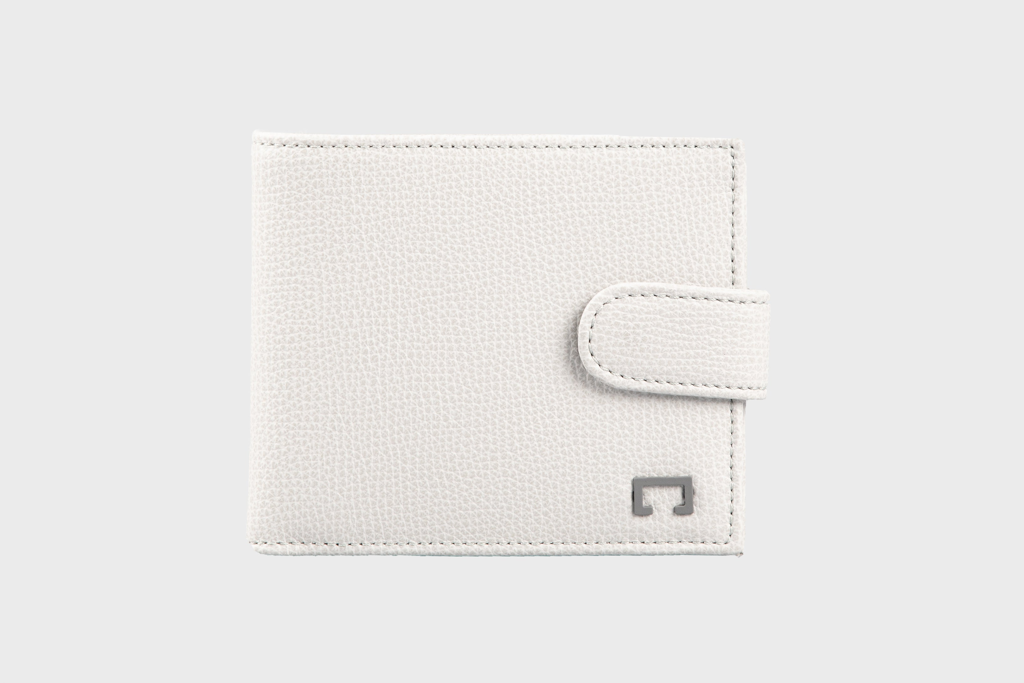 Light Grey Calf Crumbs Wallet (2006/L)