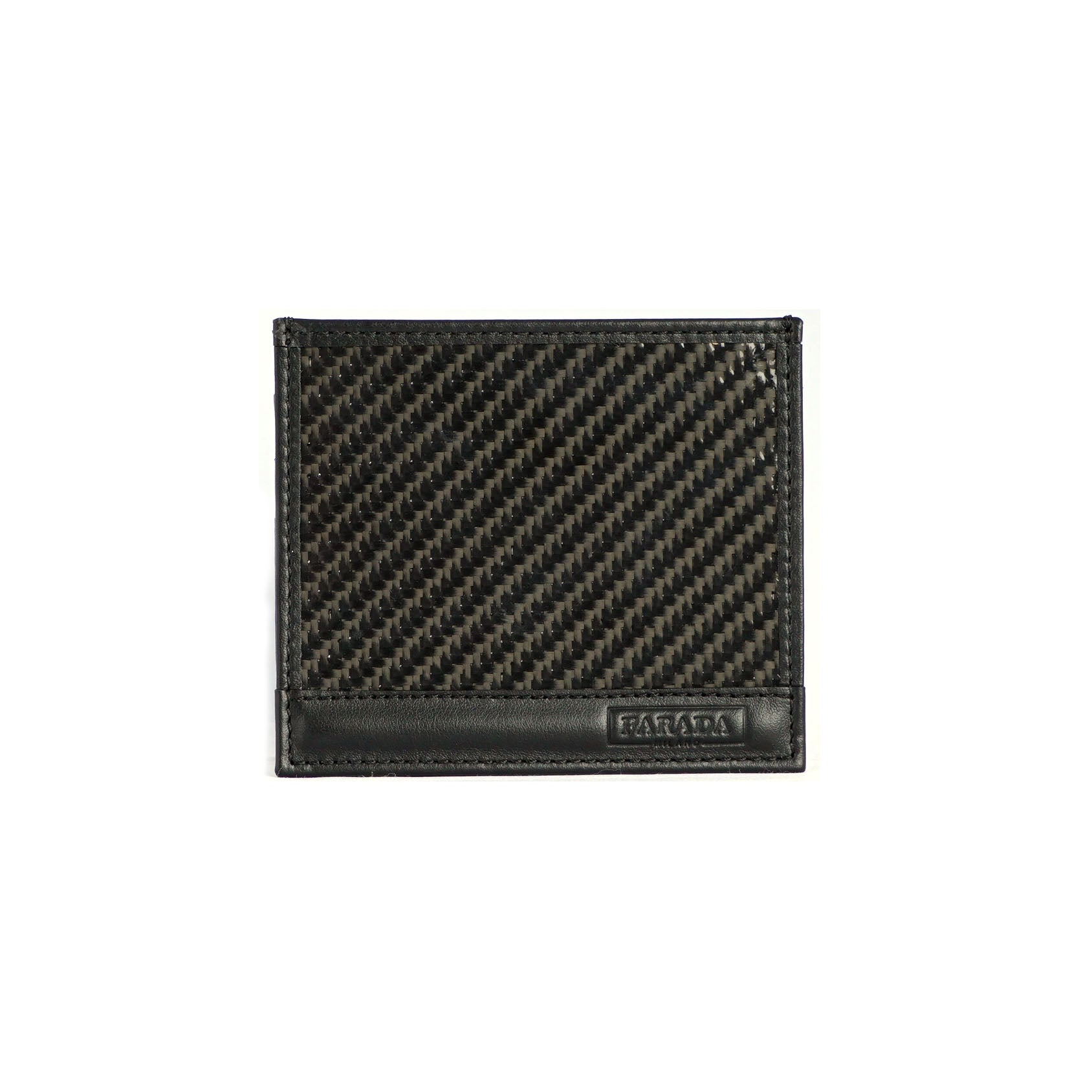Black Carbon Fibre Card Holder (513)