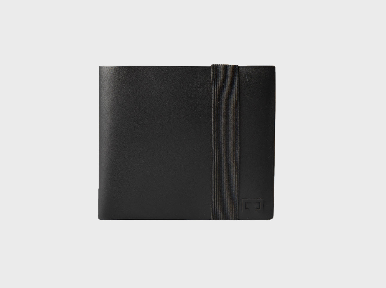 Black Calf Matte Wallet (2006K)