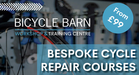 learn to fix your own bicycle with our bike training course