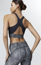Load image into Gallery viewer, Varley Sherman Bra in Textured Camo