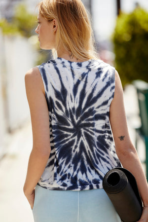 Free People Tie-Dye Love Tank - Showroom56