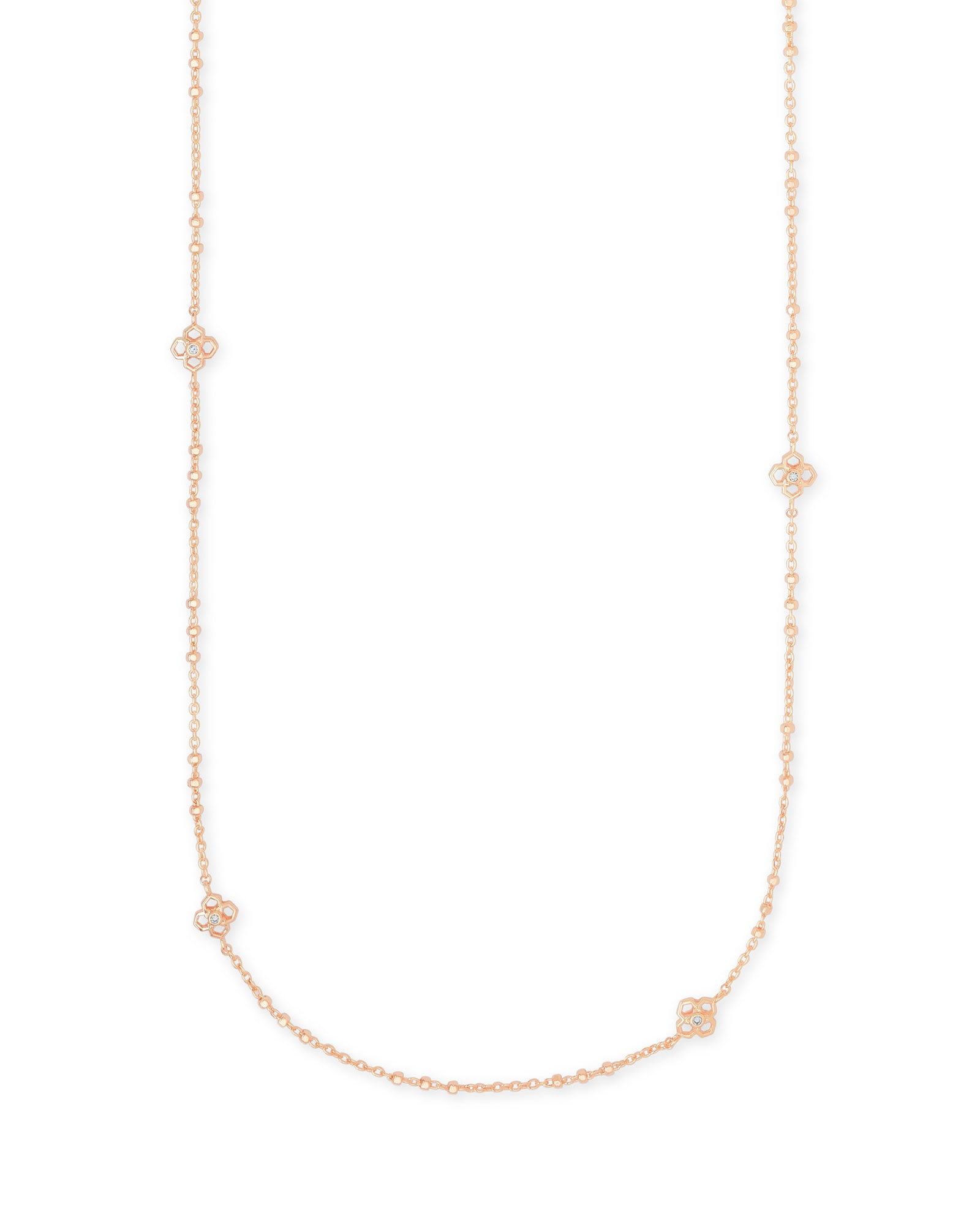 Kendra Scott Rue Long Strand Necklace - Showroom56