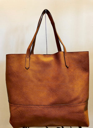 Street Level Large Shopper Tote - Showroom56