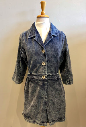 POL Denim Corduroy Romper - Showroom56