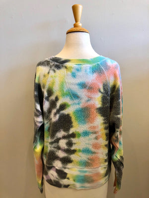 Vintage Havana Burnout Crewneck - Showroom56