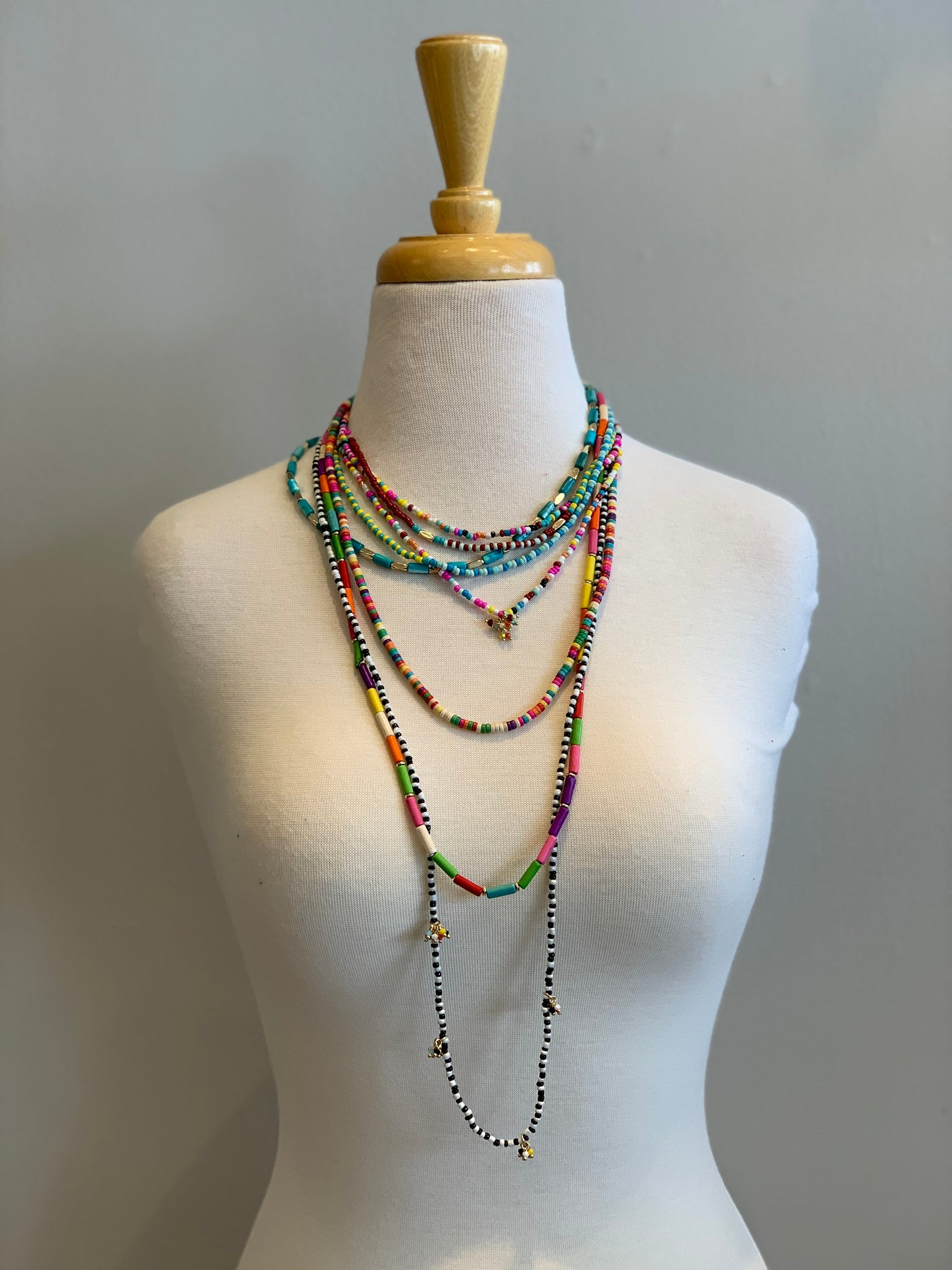 RUSH Fiesta Layered Necklace - Showroom56