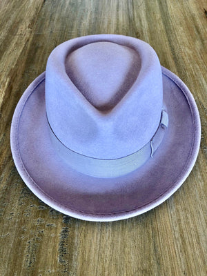 Wyeth Wool Fedora - Showroom56