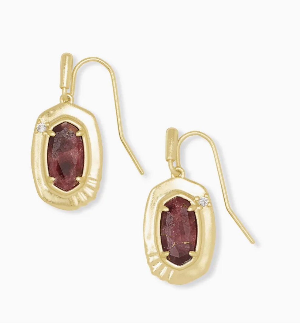 Anna Small Drop Earring