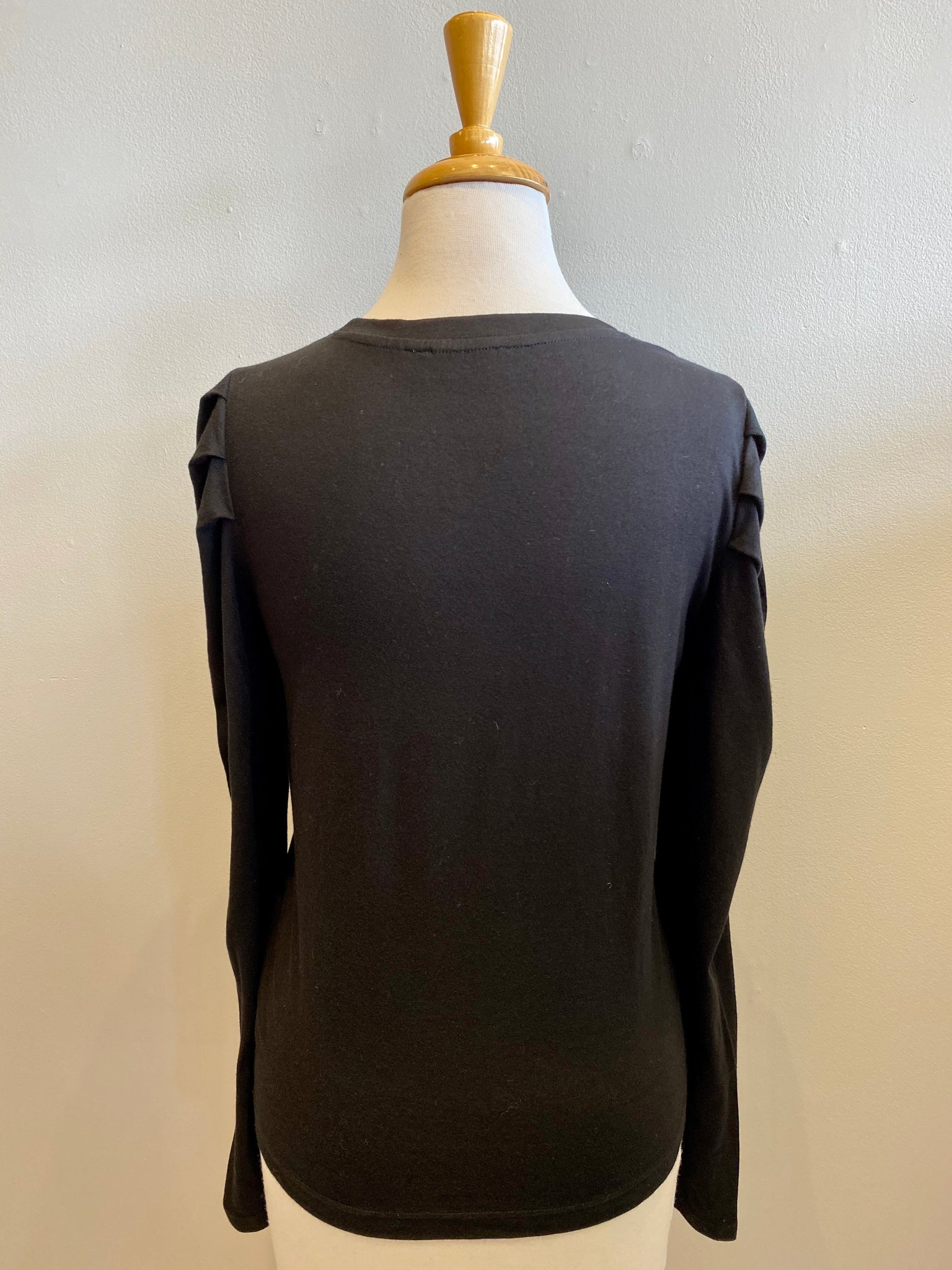 RD International Puff Sleeve Top - Showroom56