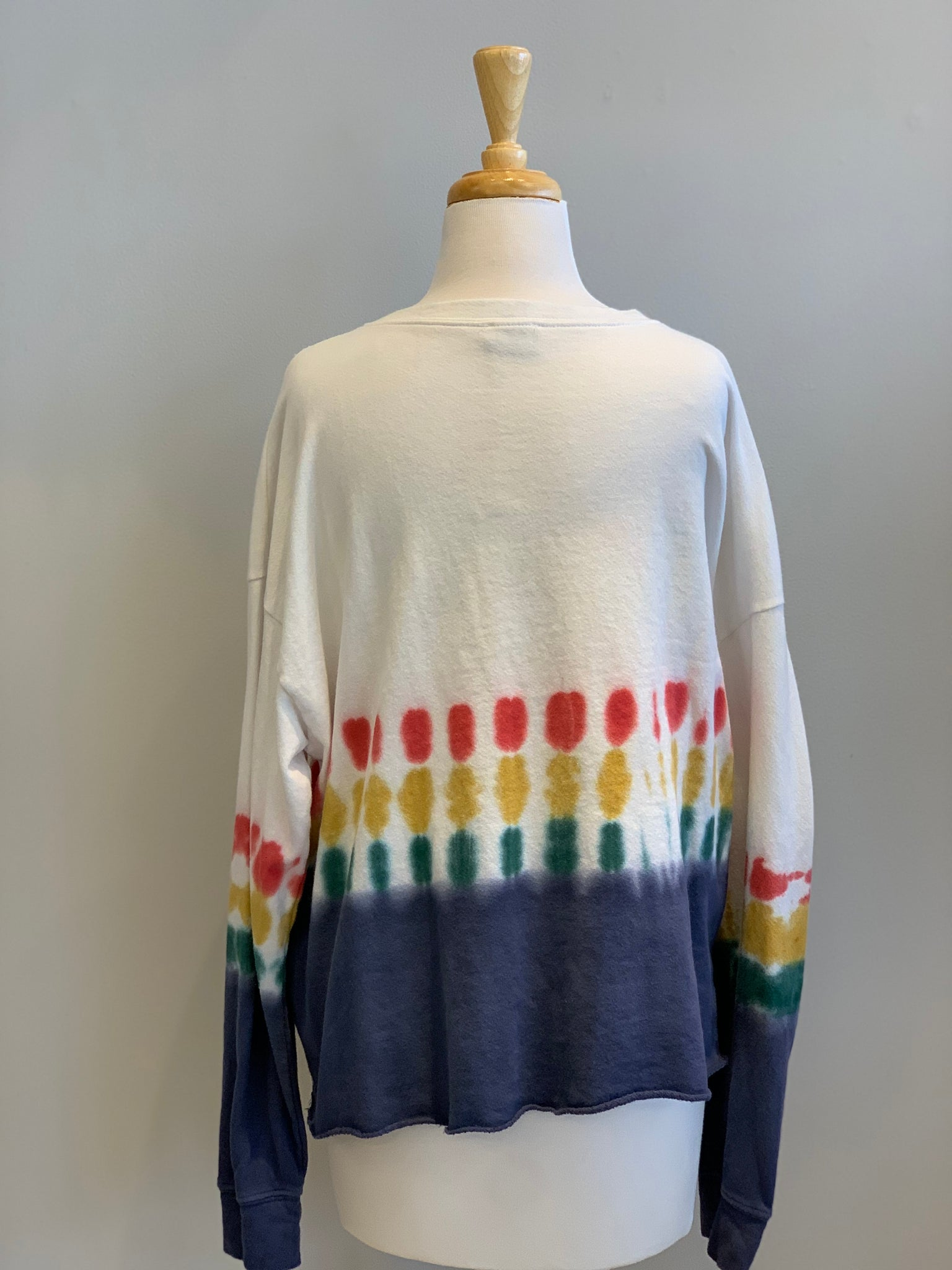 Blank Paige Tie-dye Sweatshirt - Showroom56