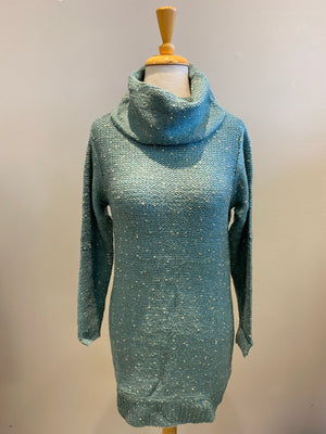 Molly Bracken Speckled Sweater Dress - Showroom56