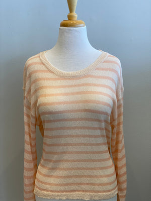 Sherbert Stripe Top