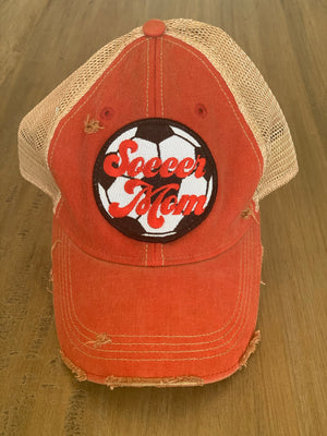 Judith March Soccer Mom Hat - Showroom56
