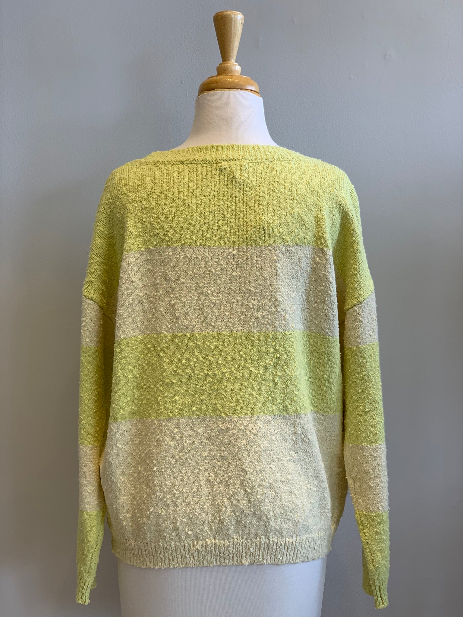 By Together Striped Sweater - Showroom56