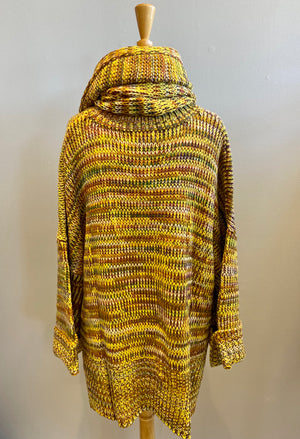 Elan Acorn Sweater - Showroom56