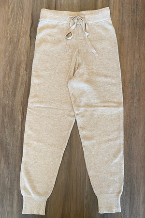 RD International Oatmeal Sweater Pant - Showroom56