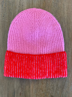 Free People Straight Chill Ribbed Beanie - Showroom56