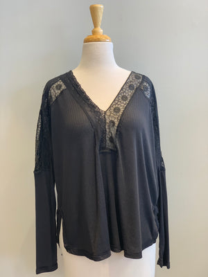 Free People Lola T-Shirt - Showroom56