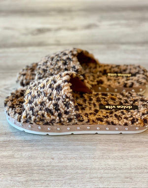 Dolce Vita Mochi Fuzzzy Work From Home Shoe - Showroom56