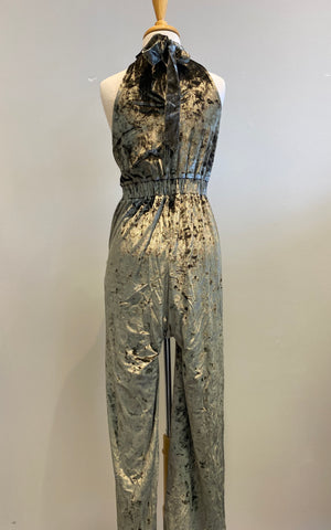 Storia Velvet Jumpsuit - Showroom56