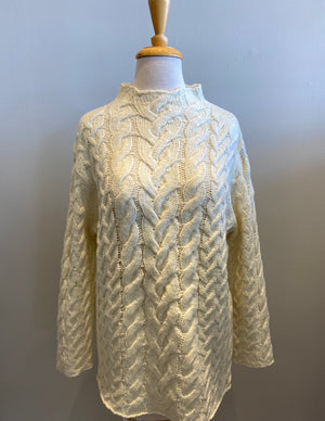 Lost + Wander Cotton Wood Sweater - Showroom56