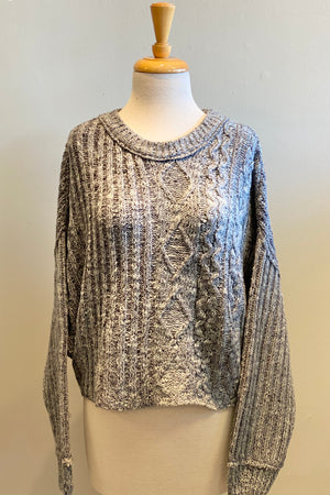 Free People On Your Side Pullover - Showroom56