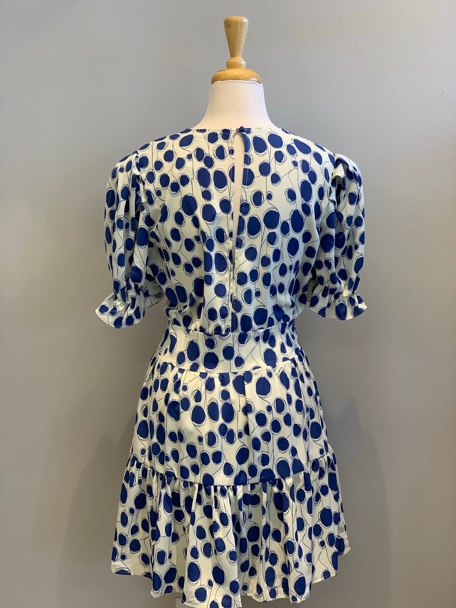 INA Dotted Dress - Showroom56