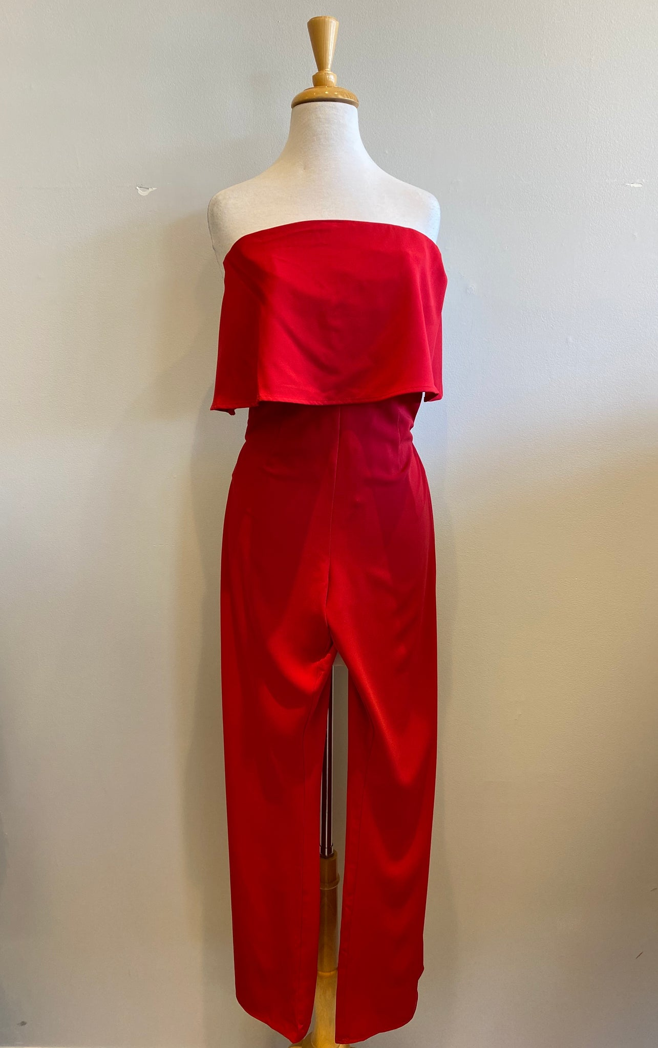 Minuet Strapless Jumpsuit - Showroom56