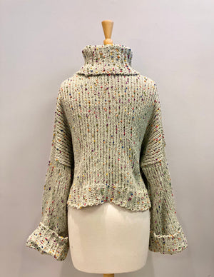 Sage Mutli Sweater