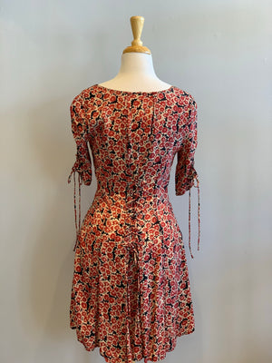 Free People Laced Up Mini Dress - Showroom56